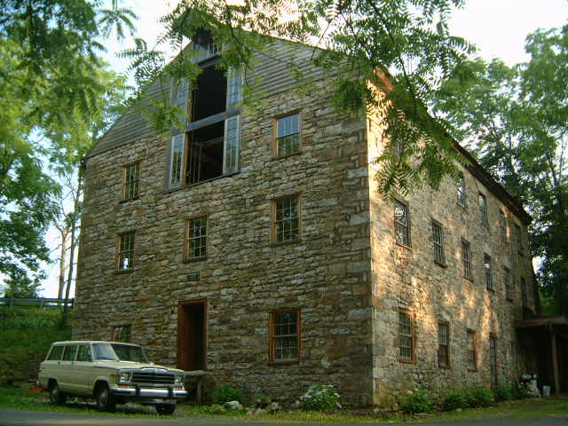 Oswald's Mill